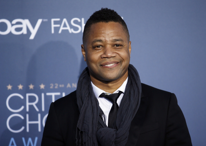 Una mujer acusa al actor Cuba Gooding Jr. de manosearla en un bar de Nueva York
