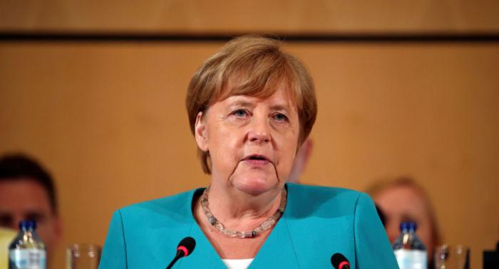 ILO-Jubiläum: Merkel spricht in Genf über Sozialstandards