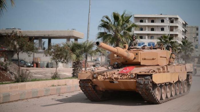 Turkey neutralizes 10 PKK/YPG terrorists in Syria's north