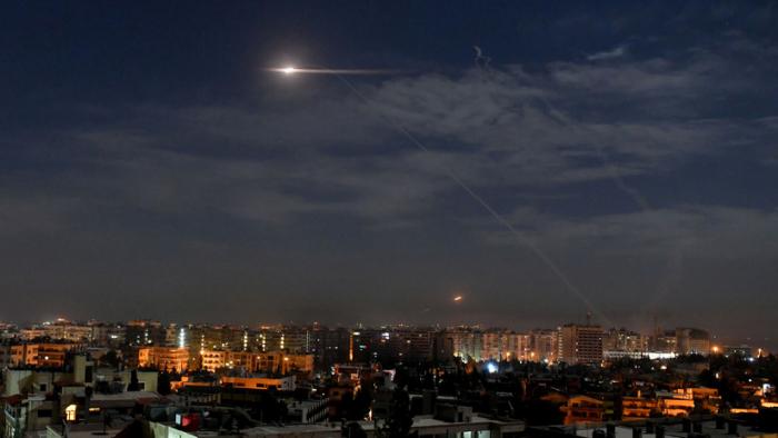 La defensa antiaérea de Siria repele un ataque de Israel con misiles