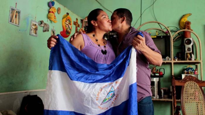 Ortega libera a los principales líderes de las protestas en Nicaragua