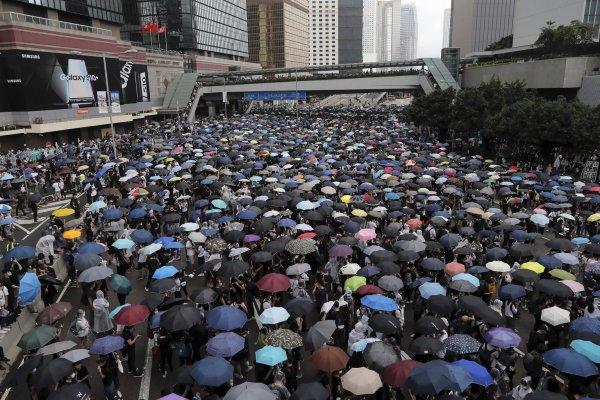 Hongkong verschiebt Auslieferungsgesetz