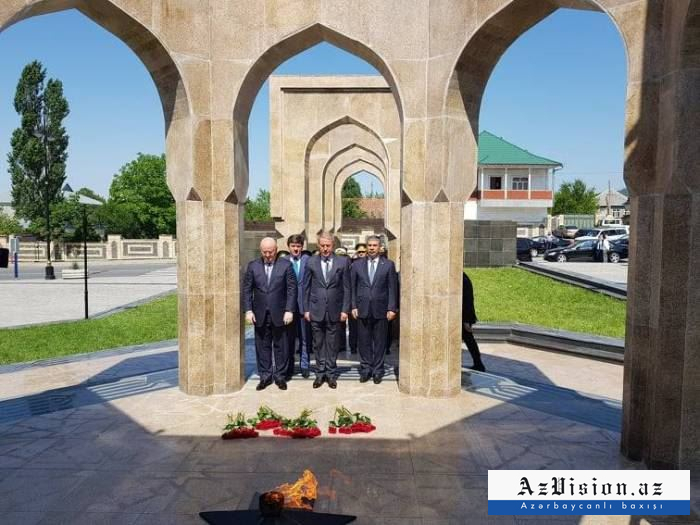Comienza reunión de ministros de Defensa en Gabala -   FOTOS