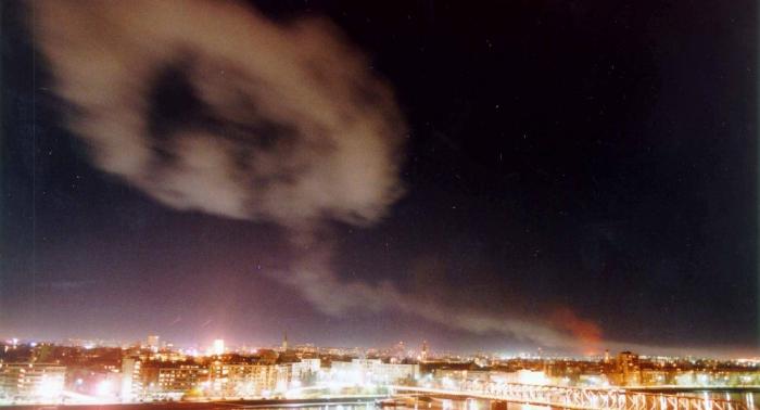 20 Jahre Russlands Kosovo-Vorstoß: Als die serbische Flagge kurzzeitig russisch war