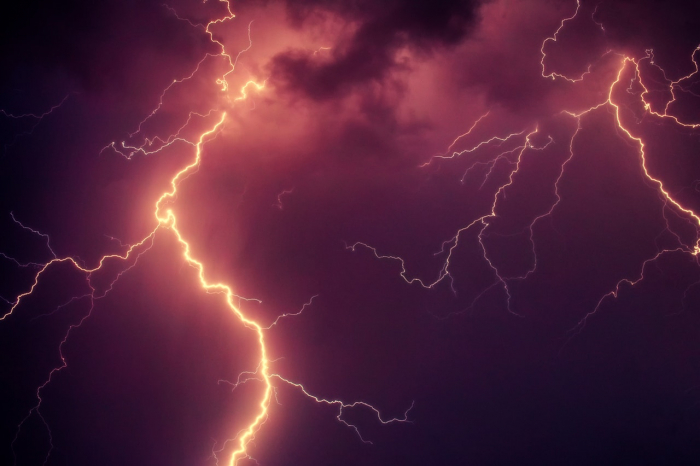 Lightning strikes kill 59 people in Cambodia in first 5 months