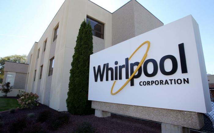 La empresa de electrodomésticos Whirlpool retirará 500.000 secadoras por riesgo de incendio