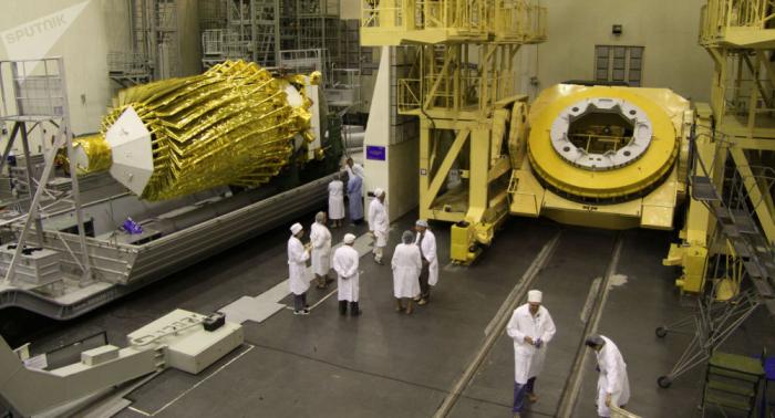 US-Forscher verabschieden sich von russischem Teleskop