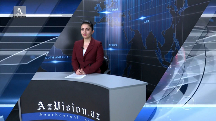 AzVision TV releases new edition of news in English for June 12 -  VIDEO