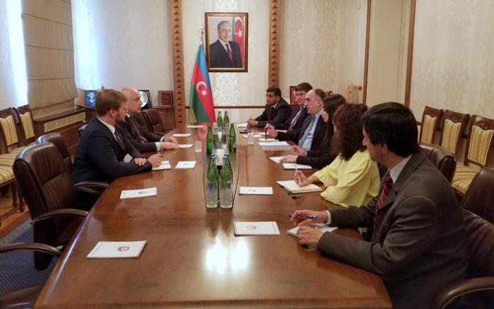 Azerbaijan, OSCE PA discuss cooperation