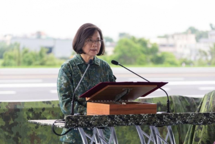 Taiwan president wins ruling party
