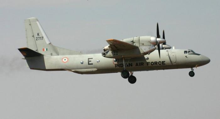 La Fuerza Aérea India confirma la muerte de los 13 ocupantes del An-32
