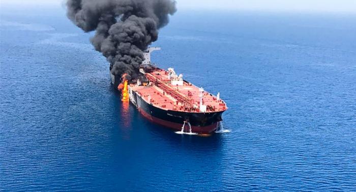 Maas: Angriffe auf Handelsschiffe bedrohen Frieden