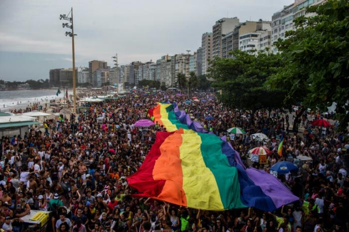 Brazil Supreme Court criminalizes homophobia