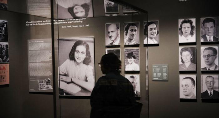 Israel stellt Heiko Maas wegen Anne-Frank-Tweet an den Pranger