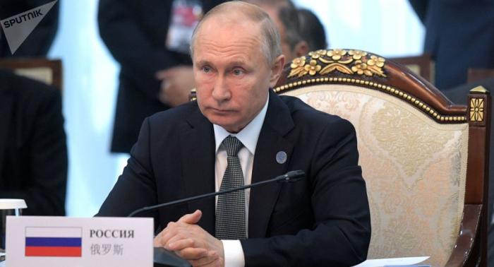 Putin nennt Hauptaufgaben von politischer Regelung in Syrien