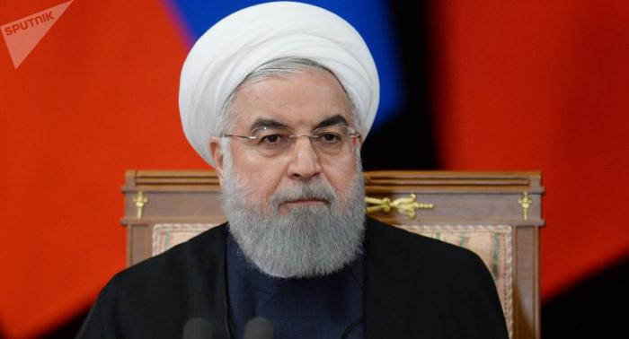 """""""Wirtschaftliche und militärische Druckmittel"""": Irans Präsident Ruhani mit harter Kritik an den USA"""