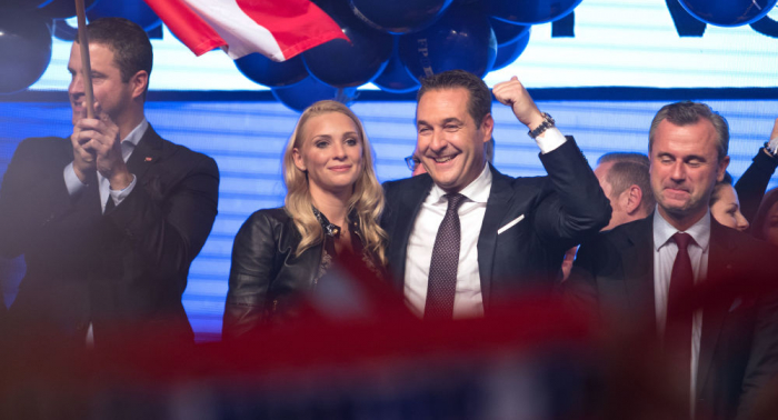 Straches Ehefrau Philippa tritt möglicherweise bei Nationalratswahl an