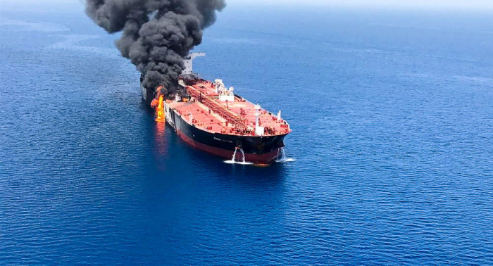 """Todenhöfer zu Tankerzwischenfall: """"Für wie blöd hält die US-Regierung die Welt?"""""""