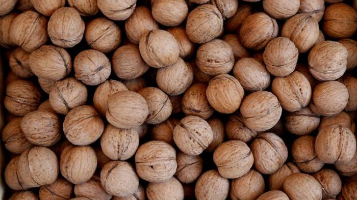 Mandeln, Walnüsse, Äpfel: Indien plant Zölle auf US-Produkte