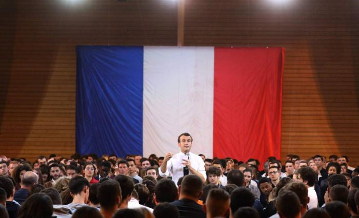 Macron cuestiona la alianza con Rivera por los pactos con Vox