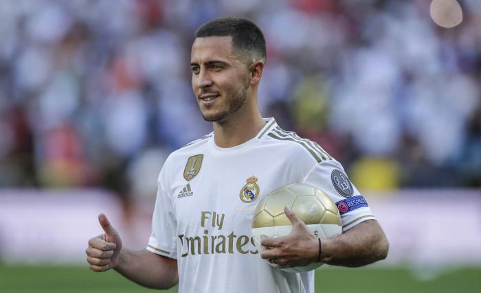 """Hazard:   """"Todavía no soy un 'galáctico"""""""