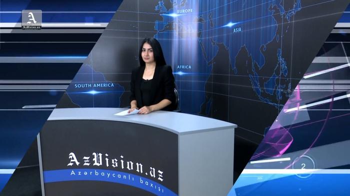AzVision TV publica nueva edición de noticias en alemán para el 14 de junio -  Video