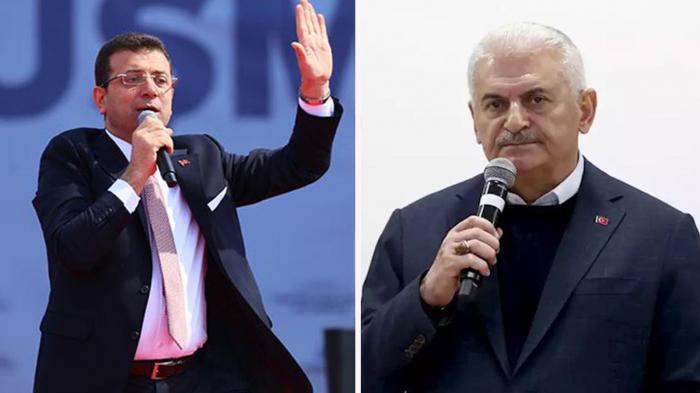 """""""Günün sonunda hər şey gözəl olacaq"""" - Əkrəm İmamoğlu"""