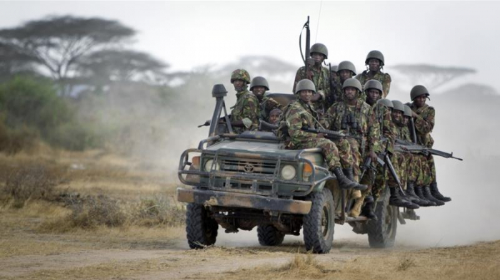 12 Kenyan police officers killed in attack in border town