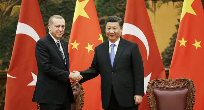 Xi llama a Erdogan a fortalecer la cooperación antiterrorista chino-turca