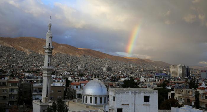 Se produce una explosión en Damasco