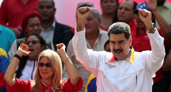 La UE discute sanciones contra Maduro