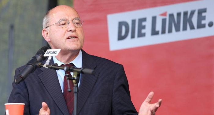 Gysi zu deutsch-russischen Beziehungen: Bundesregierung tut zu wenig