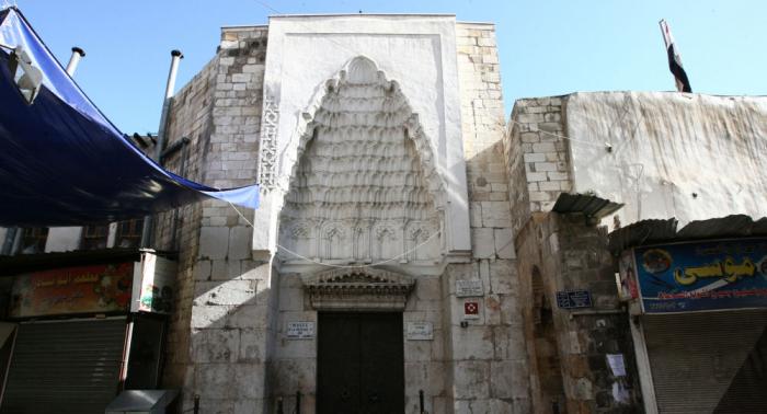 Damaskus: Museum für syrische Medizin öffnet wieder seine Pforten