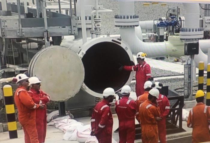 Gas del campo Shah Deniz de Azerbaiyán llega a la frontera con Grecia