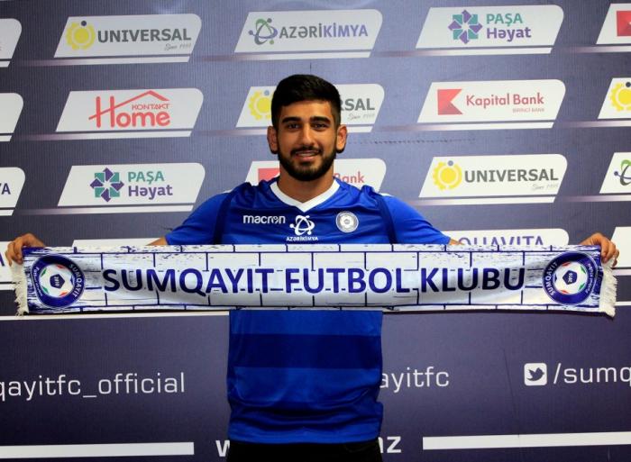 """Sumqayıt""dan daha bir transfer"