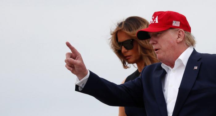 """""""Trump-Höhen"""": Israel benennt neue Golan-Siedlung nach US-Präsident"""