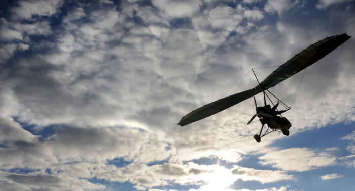 Aus 50 Metern Höhe: Mainzer stürzt mit Motorflugdrachen in den Tod