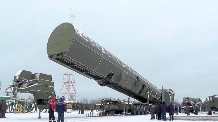 Atommächte modernisieren ihre Waffenarsenale