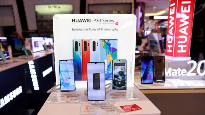 Bloomberg  : Huawei se prepara para una caída del 40-60% de sus envíos internacionales de teléfonos inteligentes