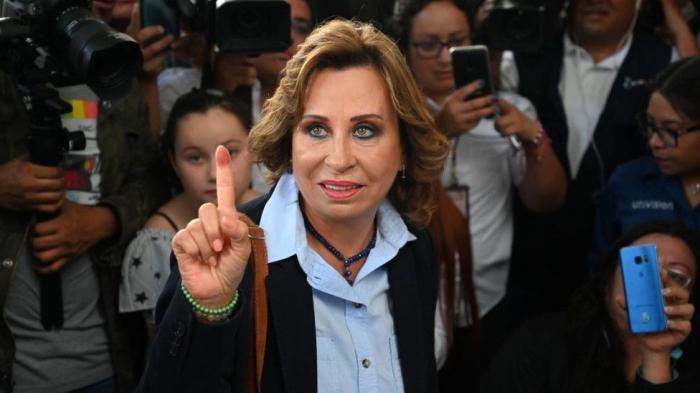 La socialdemócrata Sandra Torres encabeza el conteo de las elecciones presidenciales en Guatemala