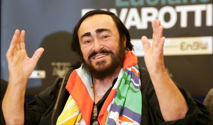 Las pasiones y los secretos de Luciano Pavarotti salen a la luz