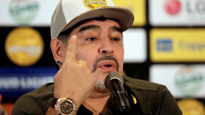 """""""A nosotros nos puede ganar Tonga"""": Maradona arremete contra la selección argentina tras el debut con derrota en la Copa América"""