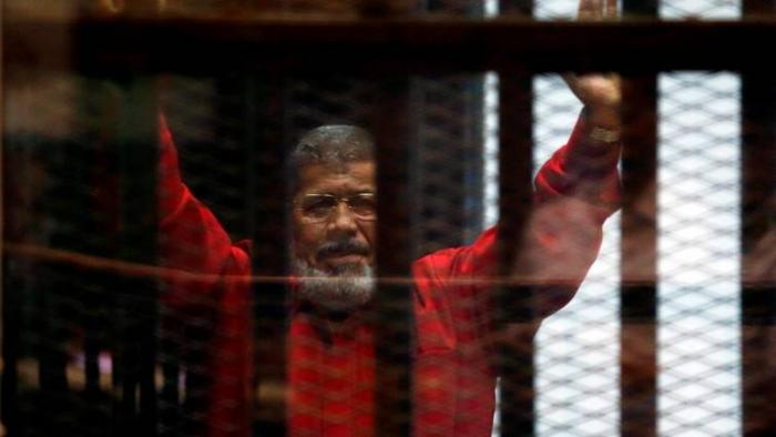 Muere el expresidente de Egipto Mohamed Mursi