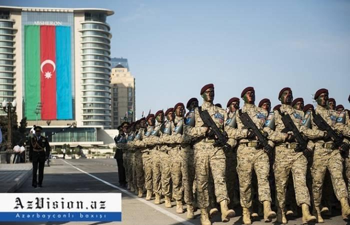 El Ejército de Azerbaiyán será controlado por los medios más modernos