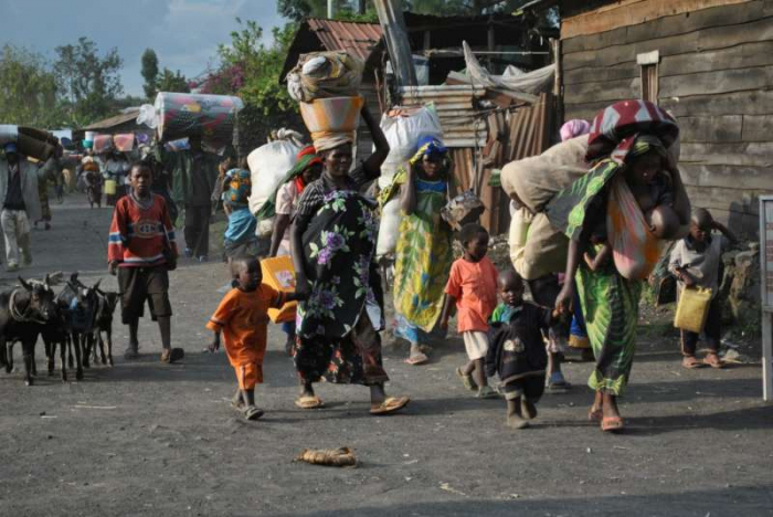 More than 300,000 flee Congo violence in two weeks: UNHCR