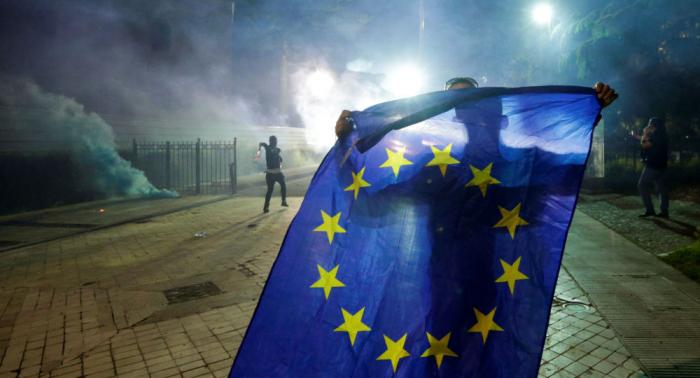 Nordmazedonien und Albanien: EU-Staaten blockieren Beitrittsgespräche
