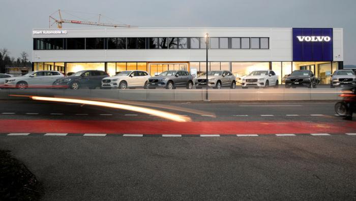 Volvo verbündet sich mit US-Chiphersteller für autonom fahrende LKW