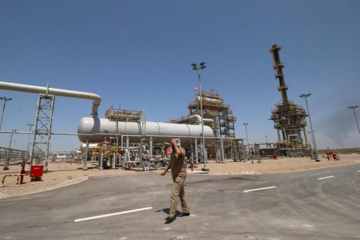 Rakete schlägt bei Gelände von Ölfirmen im Irak ein