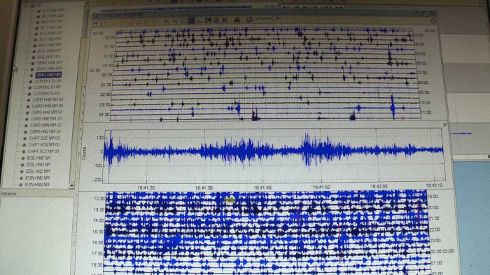 Magnitude 6.8 quake strikes south southeast of Kermadecs in Pacific: USGS