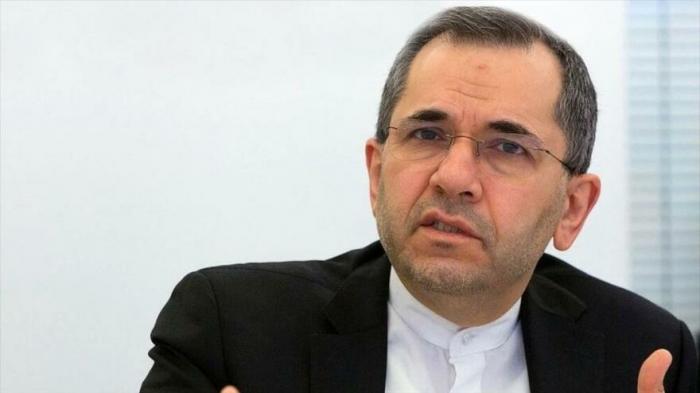 """Irán pide fin de la presencia militar """"ilegal"""" de EEUU en Siria"""